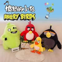 big girlfriend - Plush dolls angry birds a variety of styles and lovely modelling to send his girlfriend to send their children