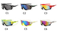 al por mayor ciclismo gafas de sol de los deportes de montar en bicicleta gafas-Nuevos gafas de actualización ciclismo ciclismo gafas polarizadas gafas de sol ciclismo gafas para mujer y hombre Riding Fishing Glasses Colores