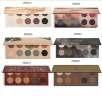 Wholesale ZOEVA Eyeshadow Palette Mixed Metals cocoa blend rose golden New Collection color eyeshadow eye set eyeshadow makeup