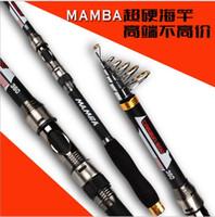 Wholesale New Hot Sale m m m m Fishing Rod Set and Metal Spoon Reel Lure Spinning Fishing Reel vara de pesca de carbono