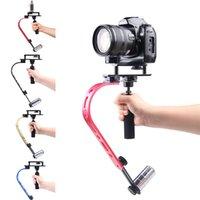 Wholesale Handheld Steadicam Steadycam Stabilizer For Canon Nikon Sony Gopro Hero Digital Compact Camera DSLR