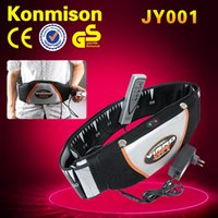 Wholesale Body Shaping Weight Loss Slimming Belt With Vibration And Heat For Waist Slimming DHL