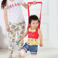 Wholesale New Kid Keeper Baby Safe Walking Learning Assistant Belt Kids Toddler Adjustable Safety Strap Wing Harness Carries