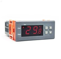auto temperature switch - RINGDER STC Upgraded Model V V A C Cool Heat Auto Switch Universal Digital Temperature Controller Regulator Thermostat