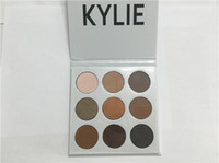 Wholesale New item Kylie KyShadow Cosmetics Bronze colors Eyeshadow KyShadow Palette freeshipping by dhl from alina