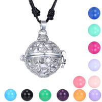 beads instructions - Hot New Europe Innovative Kotone Bead Necklace Pregnant women Antenatal instruction Wax Rope Necklace