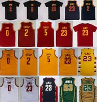 anti love - James Jersey Kevin Love Kyrie Irving Shirt Uniforms Jr Smith Black Navy Blue White Red Yellow LeBron Jerseys