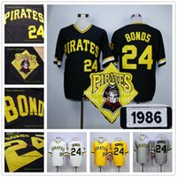 barry bonds jerseys - Barry Bonds Jersey Flexbase Cooperstown Yellow Camo White Black Grey Pittsburgh Pirates Jerseys Baseball Stitched