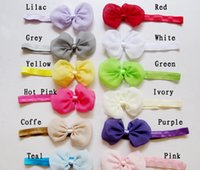 best european bands - 100 Best Selling Headband European And American Children Hair Band Color Mixed Color Delivery