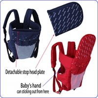 Wholesale baby sling wrap carrier newborn backpack carriers ergonomic child multifunctional portabebes canguru bebe slings carry original