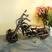 big boy bicycles - Children s model toys Metal Material Mini Harley Motorcycle model Crafts fashion accessories Boy presents