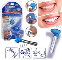 Wholesale Teeth Whitening Burnisher Polisher Whitener Stain Remover Luma Smile Rubber Head Tooth Polisher Oral Care