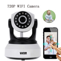access webcam - SACAM72M1WL Indoor IP Cameras Security Wireless HD P Pan Tilt Audio Network Infared IP Camera Night Vision WiFi Webcam