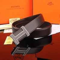 Wholesale designer belts new arrival men automatic buckle brand designer leather belts for business men which high quality and luxury for man
