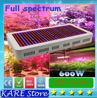 Wholesale factory best price LED Grow Light W Full Spectrum Red Blue White UV IR AC85 V SMD5730 Led Plant garden Lamps years warranty