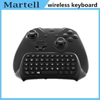 Cheap Mini Wireless Xbox One Chatpad Message Game Controller Keyboard for Xbox One Controller with 2.4G Receiver
