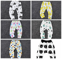 Wholesale 2016 new male and female baby super cute bottoming pants big PP pants ins explosion models of foreign trade children s models
