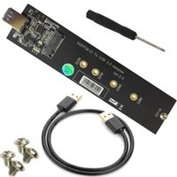 Wholesale SMAKN USB3 to NGFF M B Key SSD Adapter