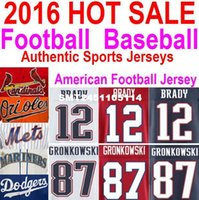 american football kid - 2016 Hot Sale American Football Baseball Jersey Women Kids Rob Gronkowski Jersey Authentic Sports Jerseys China Tom Brady Jersey