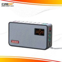 Wholesale Tecsun ICR broadcast radio recorder digital audio player radio radio cd dvd player