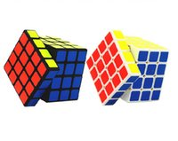 Wholesale YJ Moyu Guansu x4 Magic cube Black Speed cube x4x4 Guansu cube