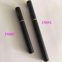 Wholesale bud ds80 ds92 refillable disposbale CBD oil vape pen thc e cigarette pen vaporizer with ml ml emtpy tank
