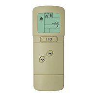 air conditioning replacement - air conditioning remote control universal VOLTAS replacement air conditioner remote control