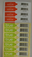 Wholesale High quality best selling Custom Self Adhesive coated paper Label free sample Printing Barcode Label