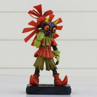 best child models - The Legend of Zelda Majora s Mask D Skull Kid PVC Action Figure Collectible Model Toy Best Gift For Children cm