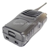 Wholesale Cheap Way Walkie Talkies - BaoFeng BF-888S Cheap Walkie Talkie 888s UHF 400-470MHz Interphone Transceiver A0784A Two-Way PMR Radio Handled Intercom #BF001