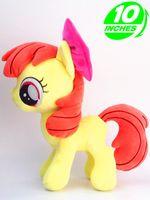 apple video games - My Friendship Is Magic Action Toys Figures Hobbies Plush Unicorn Horse Cartoon Model Little Cute Pony Apple Bloom Toys Action Figures