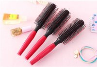 Wholesale Diy Styling Tool Straight Hair comb Round Brush Beauty salons supplies