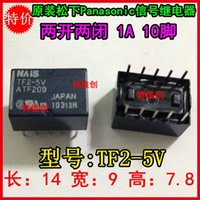 Wholesale NAIS Relays TF2 L2 V TF2 V TF2 L2 DC5V Small Polarized Relay Witch High Sensitivity