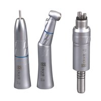 Wholesale Dorit CE Approved complete Low Speed Handpiece with air motor holes FG Head LED low speed Handpiece Dental Device