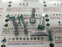 Wholesale encoder EC11 type belt press switch handle long MMF step points