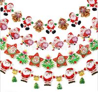 accessories sites - Christmas accessories Christmas Christmas Christmas holiday supplies the site layout props decorations Santa newClaus snow three flag