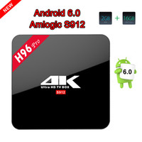 arm cortex android - H96 PRO Amlogic S912 Octa Core ARM Cortex A53 G G Android TV Box BT4 G G WIFI K