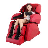 Wholesale full body Massage car Seat cushion Home Office D robot hand Massager seat cushion Back Neck Massage Chair Massage Relaxation