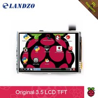 Wholesale Original quot LCD TFT Touch Screen Display for Raspberry Pi Model B Board Stylus