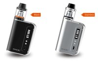 Wholesale 100 Original SMOK Osub Plus W TC Starter Kit with Build in mAh Battery ml Brit Beast Sub Tank