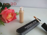 Wholesale 1pcs Brand MC makeup studio Select Moisturecover finish concealer cache cernes ml