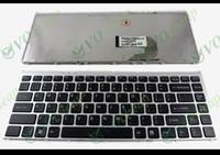 Nouveau clavier d'ordinateur portable pour Sony Vaio VGN-FW FW (FW270JW FW280J FW290 FW130E FW170J FW139N / W FW140N) avec cadre Silver Black US Ver