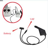 advance batteries - Hot for DJI Phantom Advanced Professional Car Charger Lipo Battery Charger V A W Output For FPV Drones Quadcopter
