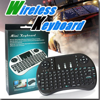 Wholesale 2016 new G Mini i8 Wirelesss Multi Touch Touchpad Keyboard Air Mouse Combo for Smart TV Android TV Box PC Smartphoones