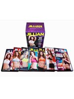 Wholesale JIllian Michaels ULTIMATE BOX SET DVDS Workout Fitness DVD Us Version Brand New