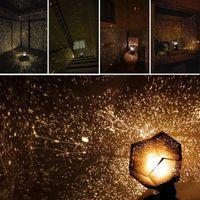 baby projector nightlight - Christmas LED Lamp Amazing DIY Romantic Shining Sky Star Laser Projector Cosmos Nightlight for Baby Kids Bedroom Night Led Lamps