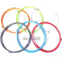 Wholesale New Road Bicycle Variable speed line pipe Mountain Bikes Gear Shift Line Pipe MM M Multi Color