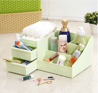 Wholesale CM Multi function Storage Drawers Make up box Dressing case Cosmetic container