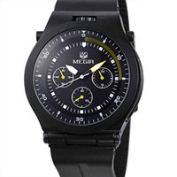 automobile tags - MEGIR Men s Automobile Race Quartz Funky Royal Analog Digital Waterproof Unusual Discount Personalized Running High End Wristwatch