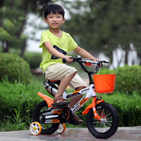 Wholesale New Kids Boy Girl Balance Bike Children Adjustable Road Bicycle Rider Training Wheels JN0052 salebags